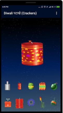 Diwali Crackers Pro