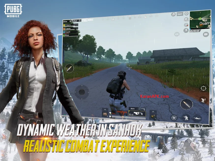 PUBG Mobile v0 13 0 FULL APK + OBB [Latest Update] | KaranAPK