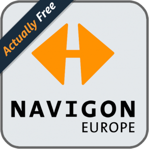 AMAZON NAVIGON Europe