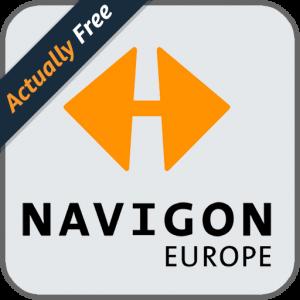 AMAZON NAVIGON Europe