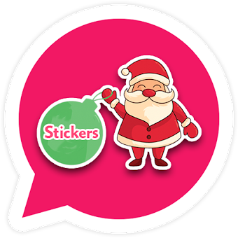 Christmas Stickers for WhatsApp, WAStickersApp