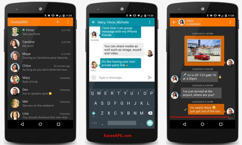 chomp SMS Pro