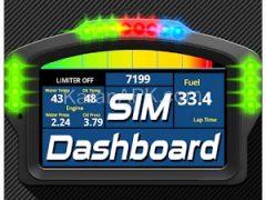 SIM Dashboard Pro