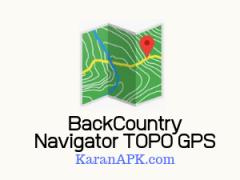 BackCountry Navigator TOPO GPS Paid Apk