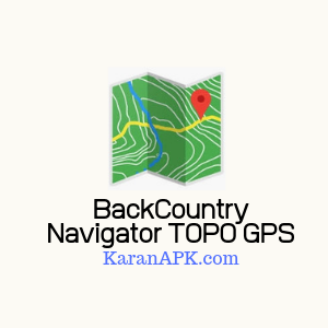 BackCountry Navigator TOPO GPS Paid Apk