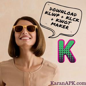 KLWP + KLCK + KWGT Maker