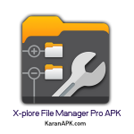 X-plore File Manager Pro APK v4.18.10 Free Download [Mod]