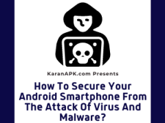 How To Secure Your Android Smartphone
