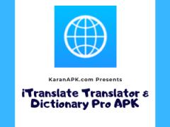 iTranslate Pro APK